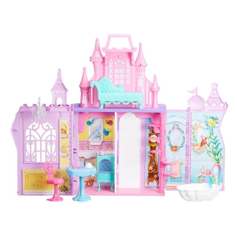 41b1c828d Disney Princess Dukkeslot Med Håndtag → Køb billigt her