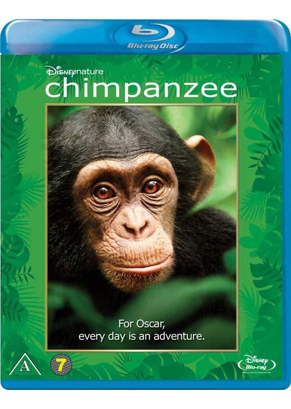 Billede af Disneynature - Chimpanzee - Blu-Ray