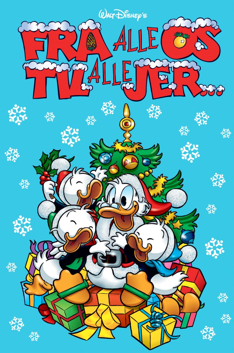 Image of   Disneys Juleklassikere 24 - Disney - Tegneserie