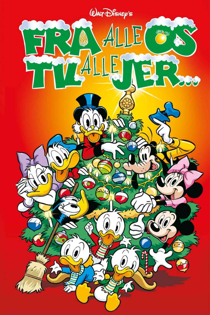 Image of   Disneys Juleklassikere 26 - Disney - Tegneserie