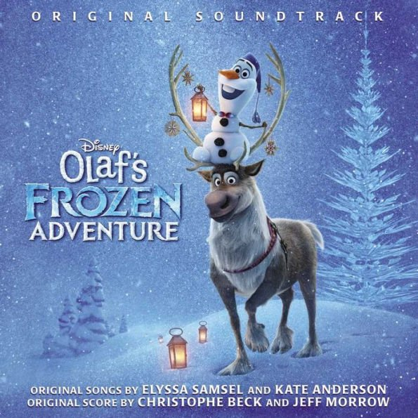 Image of   Disneys Olafs Frozen Adventure Soundtrack - CD