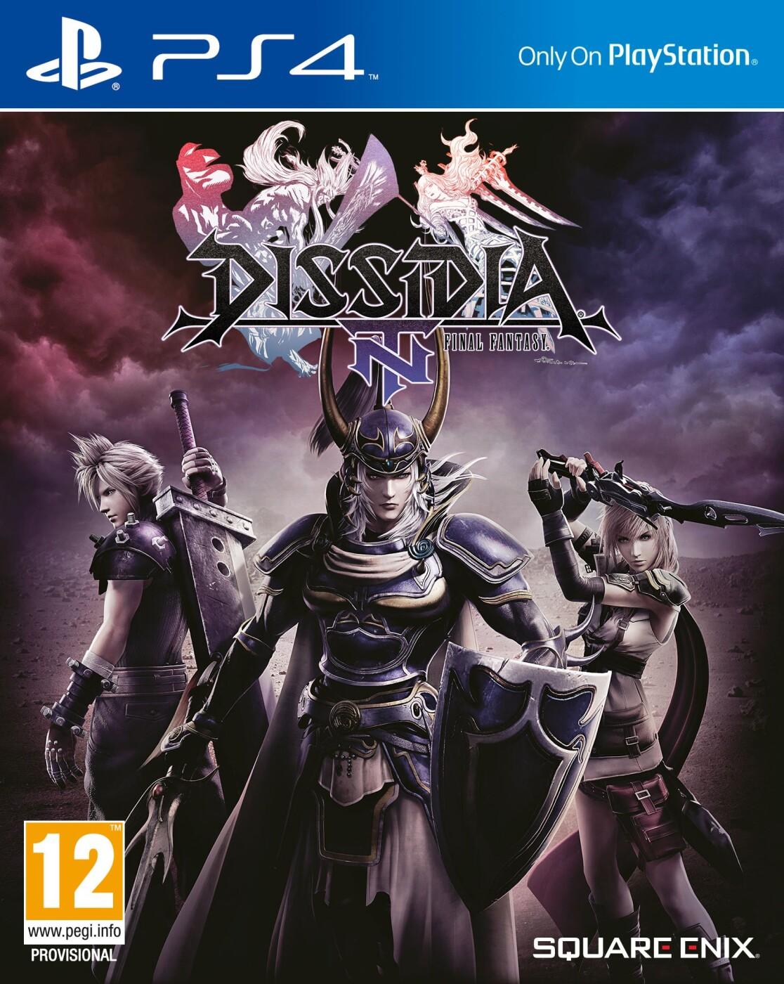 Image of   Dissidia Final Fantasy Nt - PS4