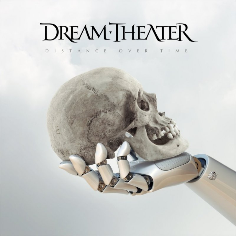 Image of   Dream Theater - Distance Over Time - CD