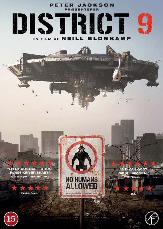 Image of   District 9 - DVD - Film