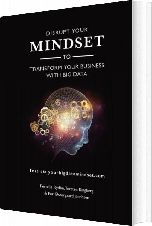 Disrupt Your Mindset To Transform Your Business With Big Data - Per østergaard Jacobsen - Bog
