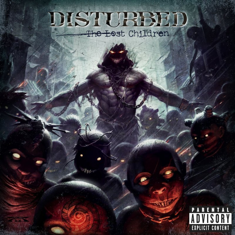 Image of   Disturbed - The Lost Children - CD