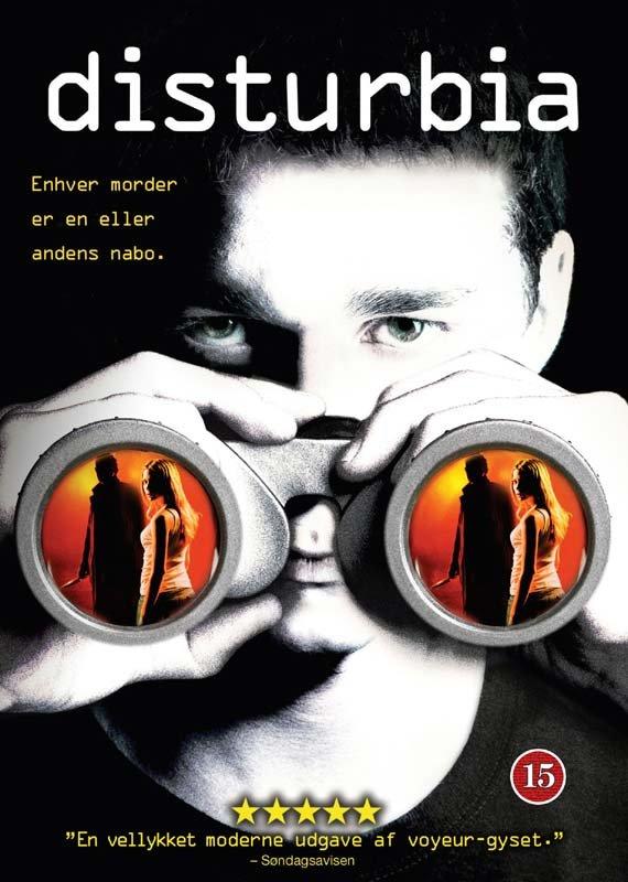 Image of   Disturbia - DVD - Film