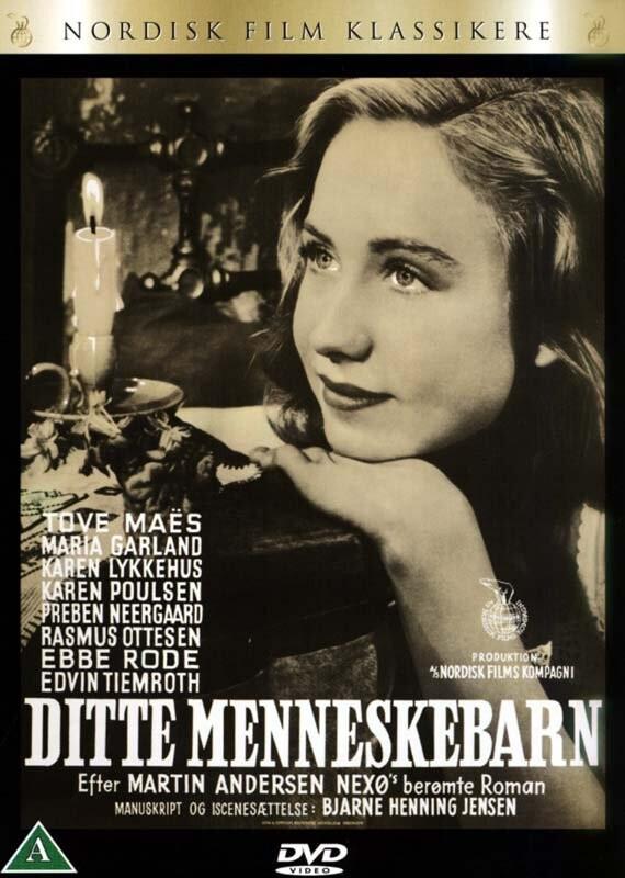 Image of   Ditte Menneskebarn - DVD - Film
