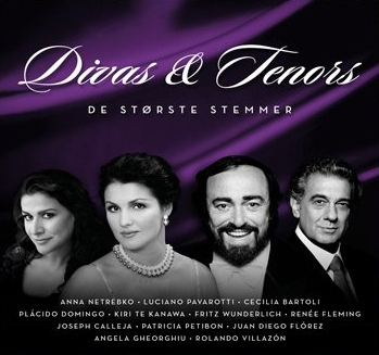 Image of   Divas And Tenors - CD