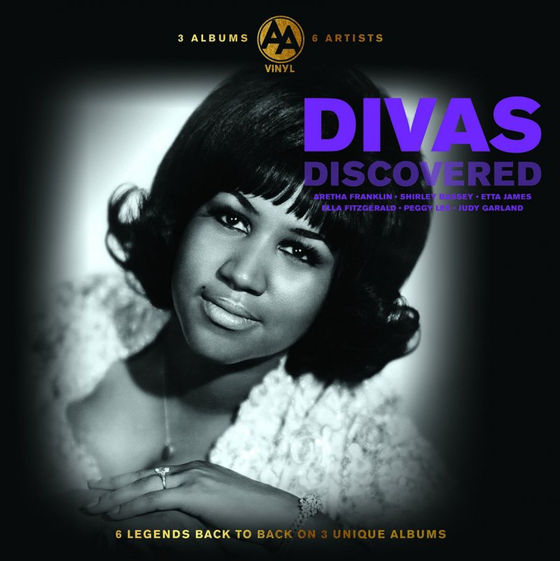 Image of   The Divas Vinyl Discovered Collection - Vinyl / LP