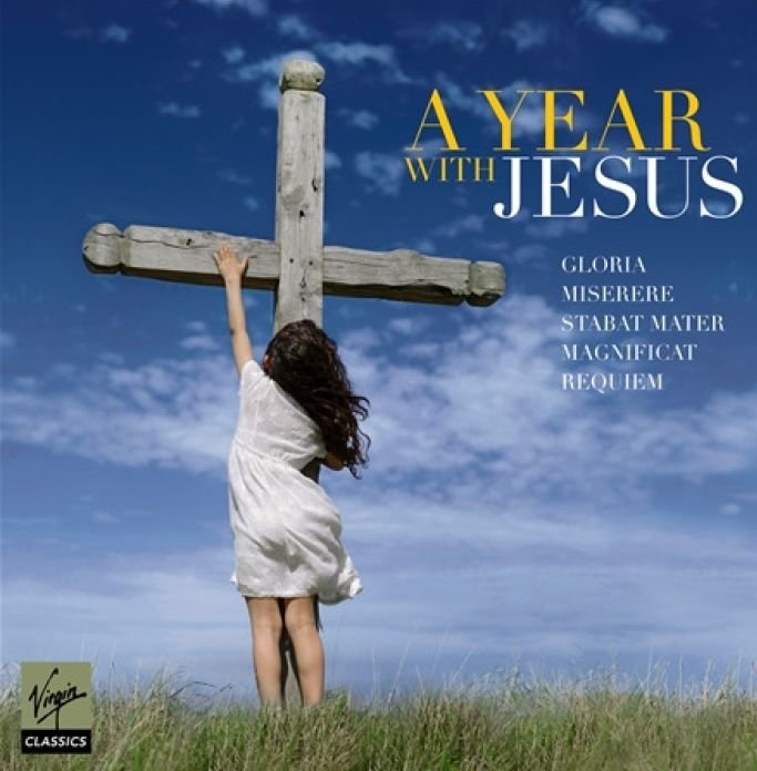 Image of   A Year With Jesus - CD