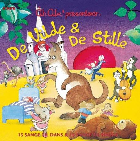 Image of   åh Abe - De Vilde Og De Stille - CD