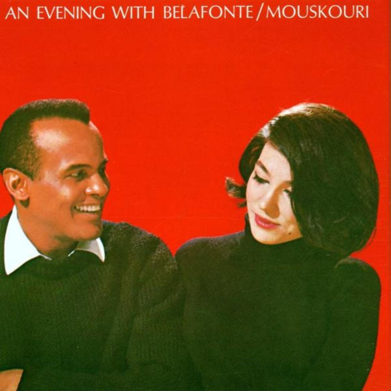 Image of   An Evening With Belafonte / Mouskouri - CD