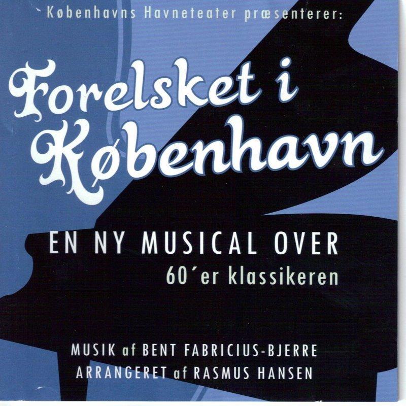 Image of   Forelsket I København - CD