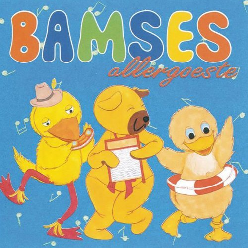 Image of   Bamses Allergoeste - CD