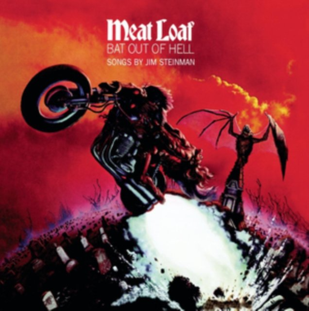 Image of   Bat Out Of Hell - CD