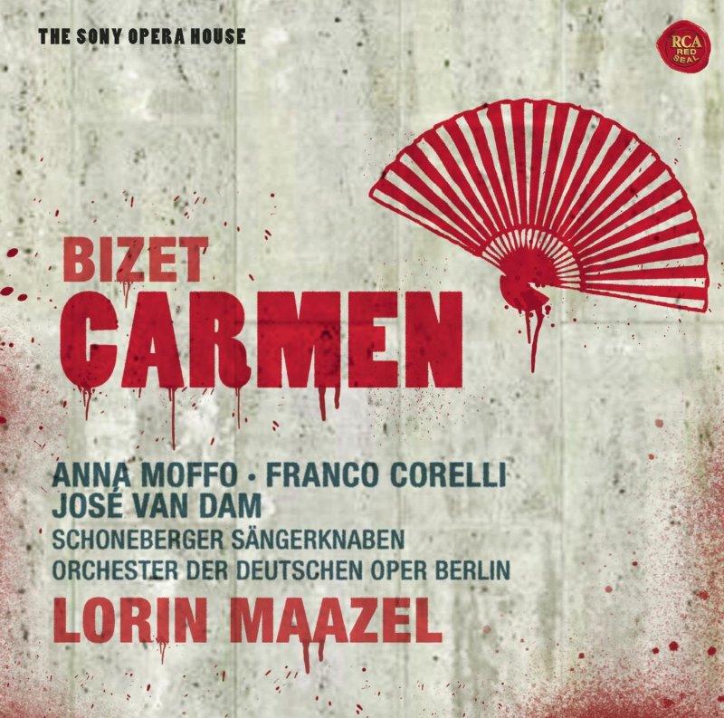 Billede af Bizet: Carmen [dobbelt-cd] - CD