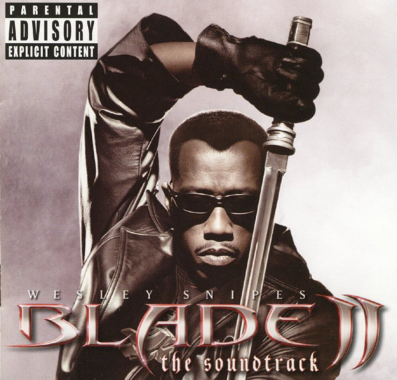Image of   Blade 2 [soundtrack] - CD