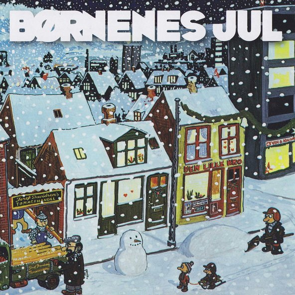 Image of   Børnenes Jul - CD