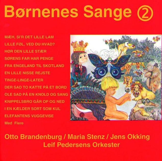 Image of   Børnenes Sange 2 - CD