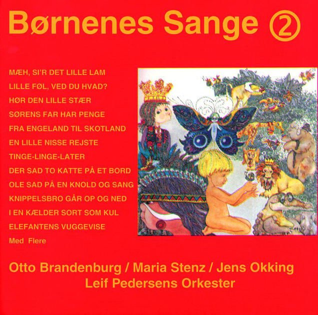 Image of   Børnenes Sange 2 - CD