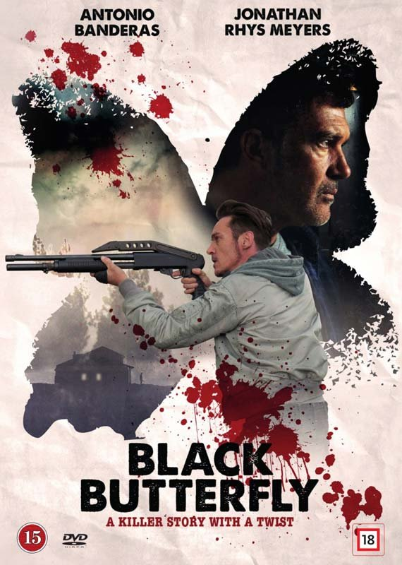 Image of   Black Butterfly - DVD - Film