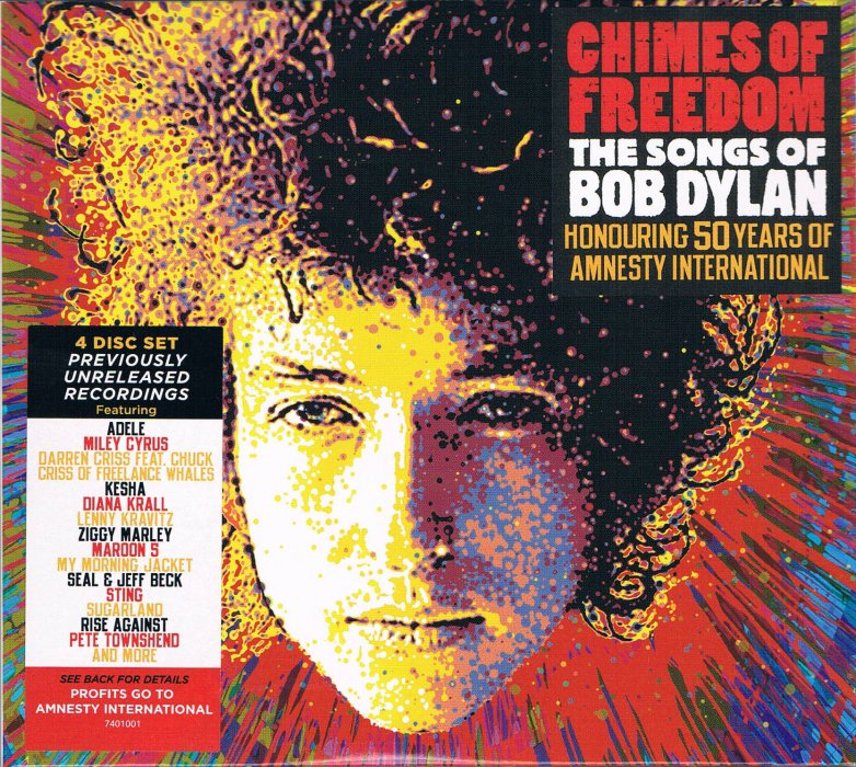 Chimes Of Freedom - The Songs Of Bob Dylan - CD
