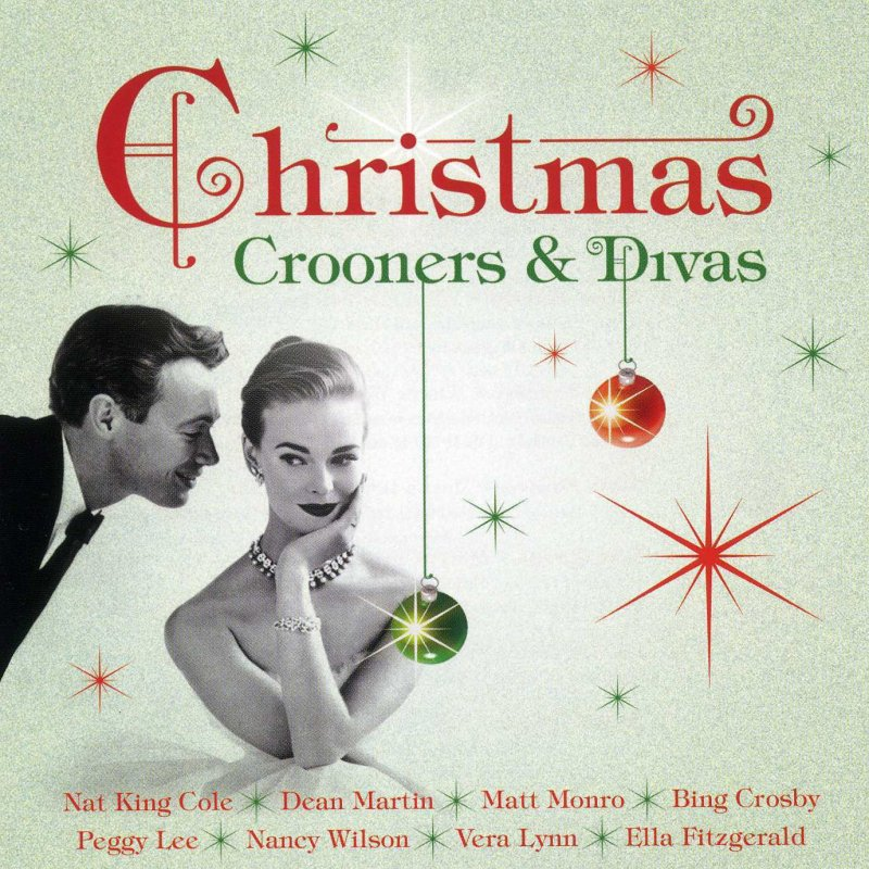 Image of   Christmas - Crooners And Divas - Duets - CD