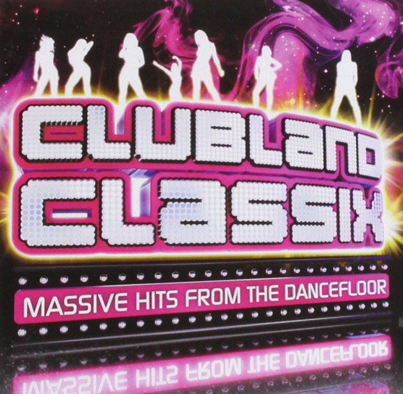 Image of   Clubland Classix - CD