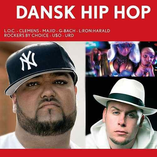 Image of   Dansk Hip-hop - CD