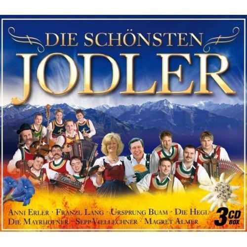Image of   Die Schönsten Jodler - CD