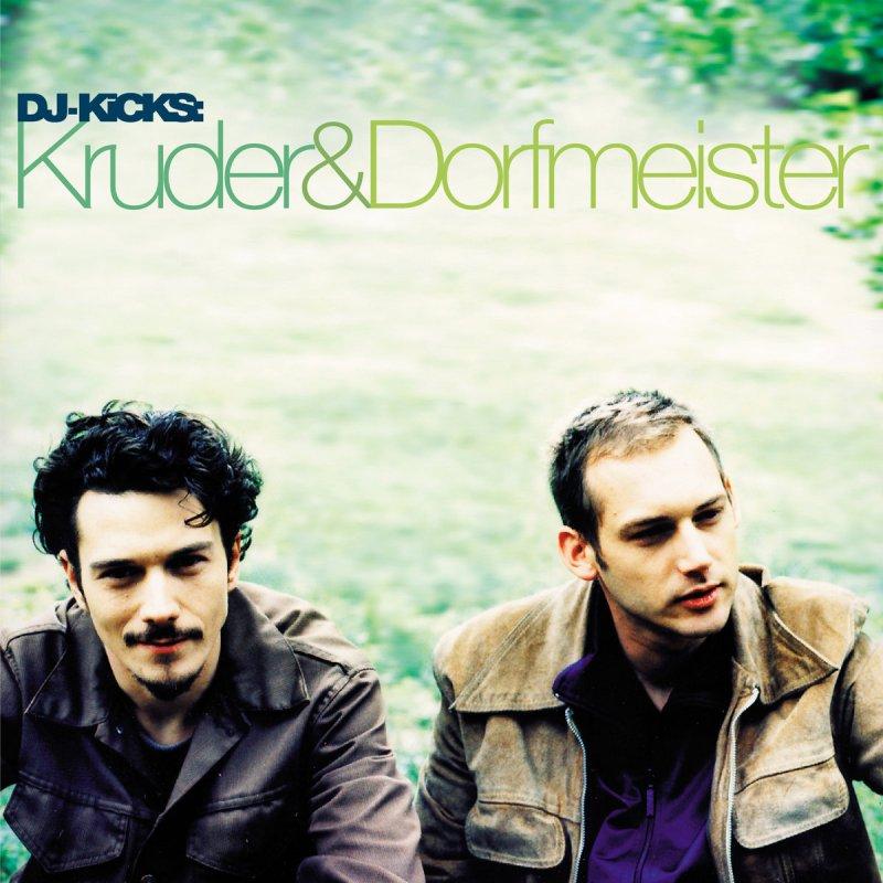 Image of   Dj Kicks: Kruder & Dorfmeister - CD