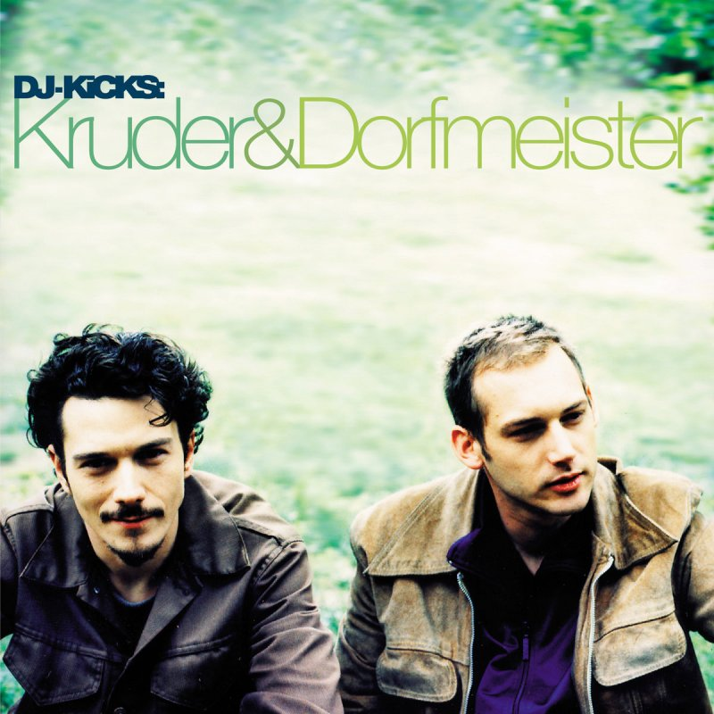 Image of   Dj Kicks: Kruder & Dorfmeister - CD