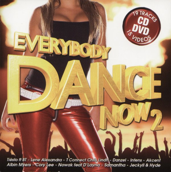 Image of   Everybody Dance Now 2 (cd+dvd) - CD
