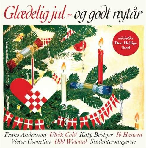 Image of   Glædelig Jul Og Godt Nytår - CD