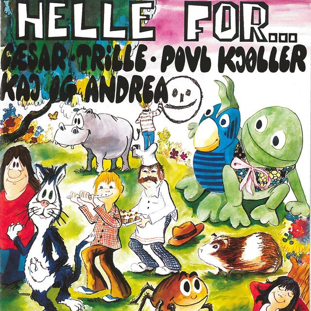 Image of   Helle For... - CD