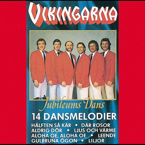 Vikingarna - Jubileumsdans - CD