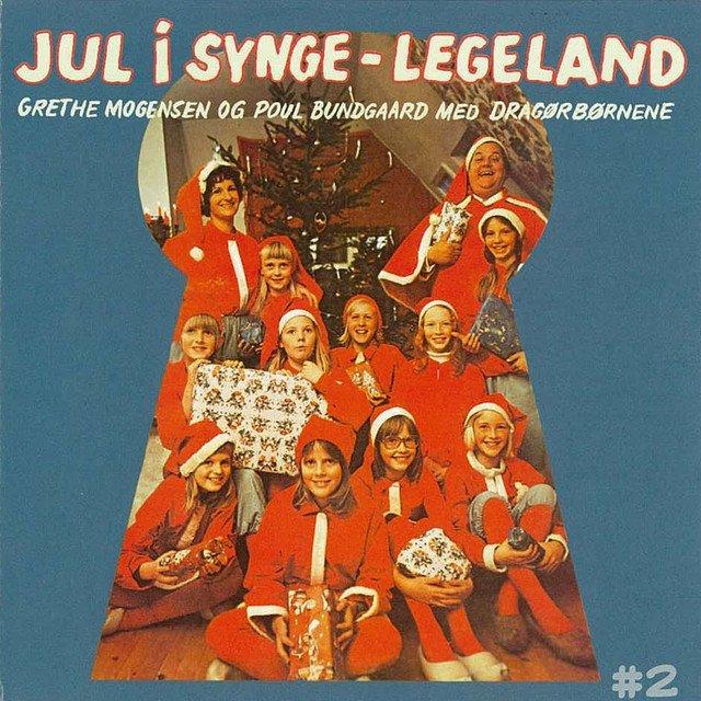 Image of   Jul I Synge-legeland 2 - CD
