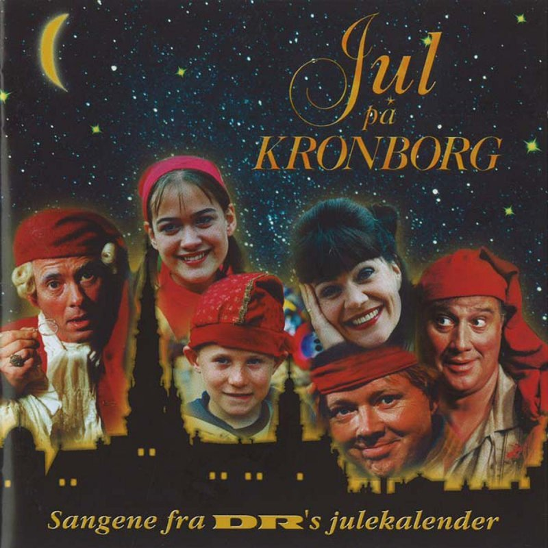 Jul På Kronborg - CD