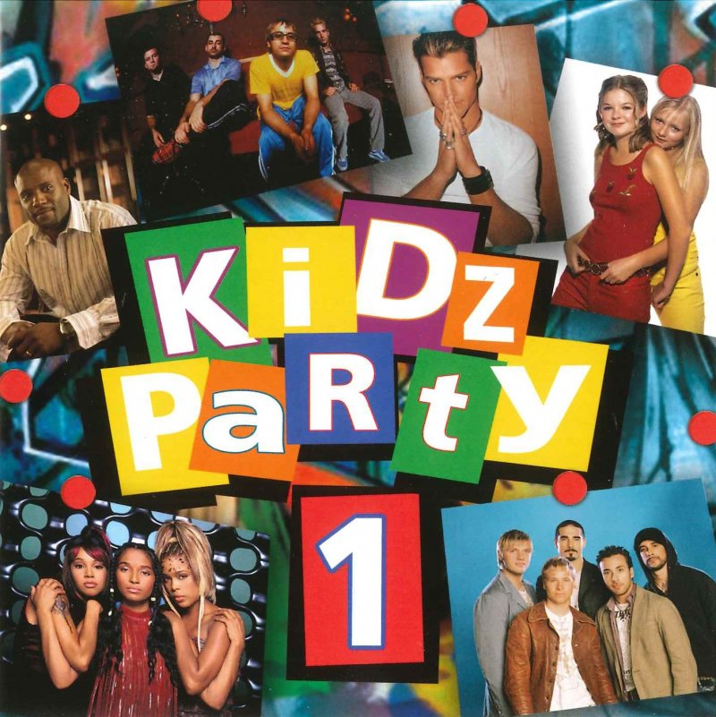 Image of   Kidz Party 1 - CD
