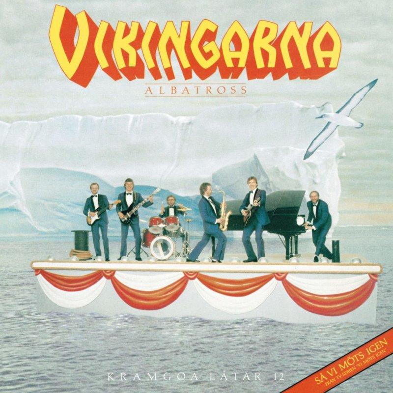 Vikingarna - Kramgoa Latar 12 - CD