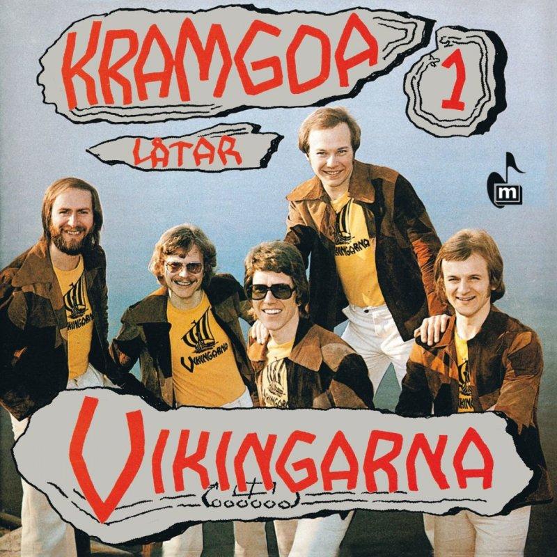 Vikingarna - Kramgoa Latar 1 - CD