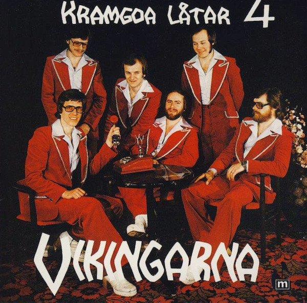Vikingarna - Kramgoa Latar 4 - CD