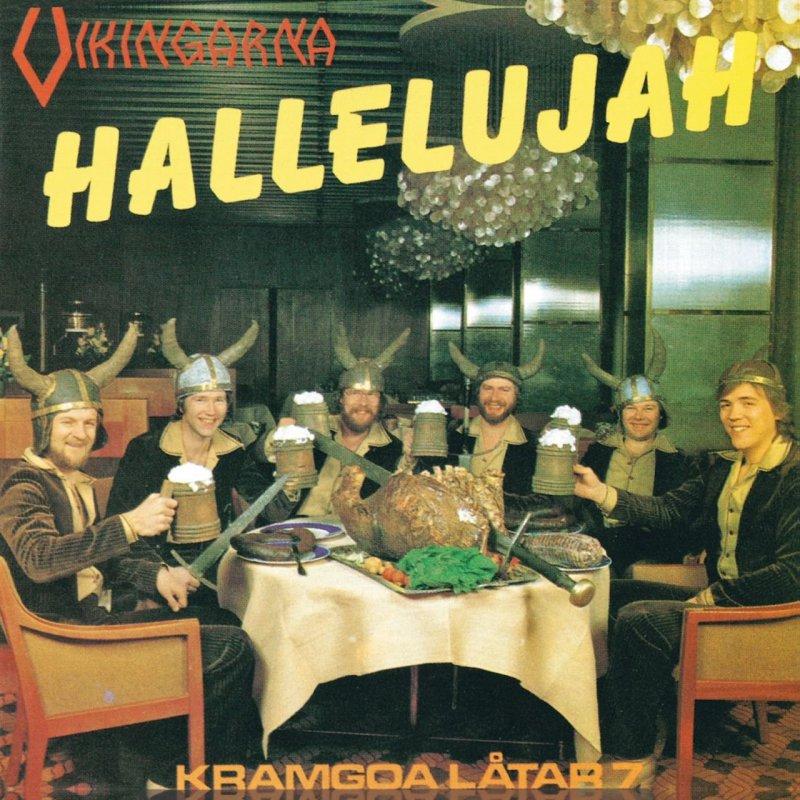 Vikingarna - Kramgoa Latar 7-hallelujah - CD