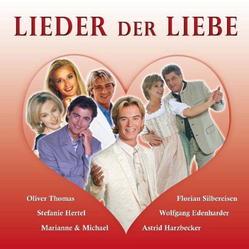 Lieder Der Liebe - CD