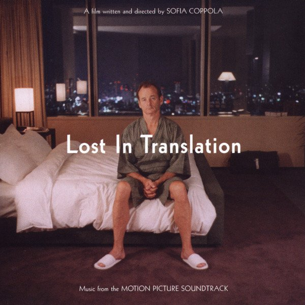 Image of   Lost In Translation Soundtrack - CD