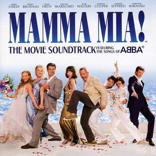 Image of   Mamma Mia - The Movie Soundtrack - CD