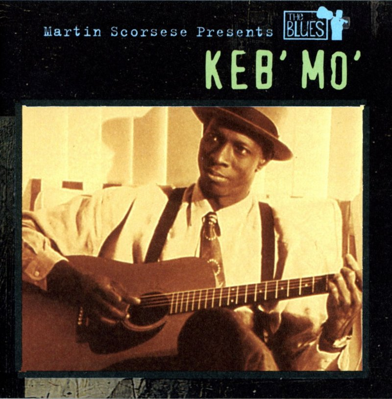 Image of   Martin Scorsese Presents The Blues: Keb' Mo' - CD