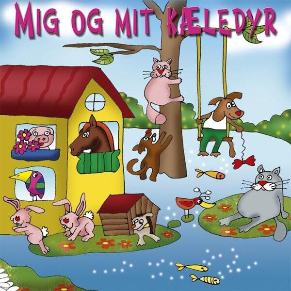 Image of   Mig Og Mit Kæledyr - CD