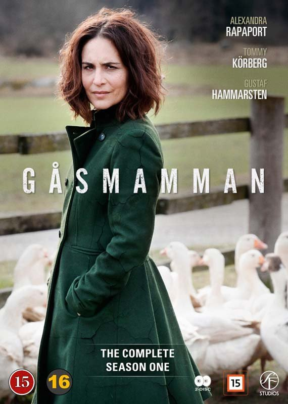 Image of   Gåsmamman - Sæson 1 - DVD - Tv-serie